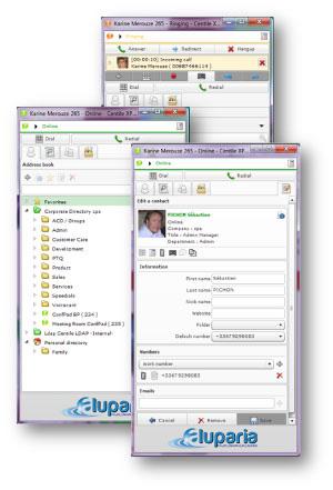 SoftPhone-XPad